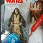 StarWars collection : STAR WARS the last jedi figurine star wars OBI WAN KENOBI Force Link neuf