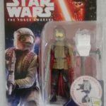 StarWars collection : Figurine Star Wars The force awakens Resistance trooper - Figurine Hasbro 2015