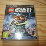 JEU VF PS3 LEGO STAR WARS III 3 the clone - Bonne affaire StarWars