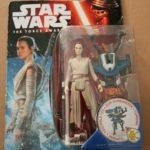 Figurine StarWars : STAR WARS le réveil de la force figurine star wars REY neuf