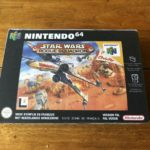 Nintendo 64 - Star Wars Rogue Squadron - PAL  - Avis StarWars