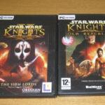 2 jeux de role PC - Star wars knights of the - Bonne affaire StarWars