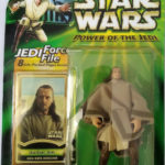 StarWars figurine : FIGURINE QUI-GON JINN / STAR WARS NEUF