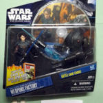 StarWars collection : BRAND NEW STAR WARS CLONE WARS 2-PACK * WEAPONS FACTORY * 2010-2011 NEUF