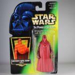 Figurine StarWars : Star Wars Kenner Emperor Royal Guard figurine MOC carded figure POTF Power Force