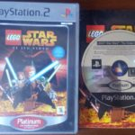 Star Wars Lego Le Jeu Video PS2 complet  - pas cher StarWars