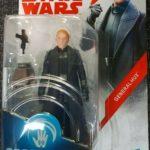 StarWars figurine : STAR WARS the last jedi figurine star wars GENERAL HUX Force Link neuf