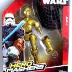 StarWars figurine : Figurine jouet TOYS super hero MASHERS Star Wars C-3PO neuf Hasbro