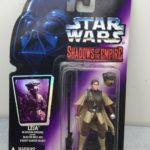 Figurine StarWars : Star Wars  Shadows Of The Empire Princess Leia Boushh Disguise - Mint Kenner 96