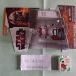 StarWars collection : BRAND NEW STAR WARS LEGACY * SL14 SHOCK TROOPER * SAGA LEGENDS  2008 NEUF