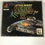 Jeu Ps1 Complet Star Wars Rebel Assault 2 The - pas cher StarWars