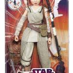 StarWars collection : STAR WARS - Force of Destiny - REY OF JAKKU - Action Figure - 2016 - NEUF