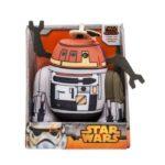 StarWars figurine : Figurine Star Wars Rebels  - Peluche Chopper C1-10P 18 cm Neuve dans sa Boite