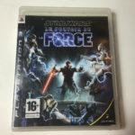 star wars le pouvoir de la force PS3 - Avis StarWars