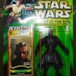 StarWars collection : STAR WARS HASBRO 2000 POWER OF THE JEDI . DARTH MAUL . NEUF SOUS BLISTER