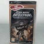 Jeu Sony Psp STAR WARS BATTLEFRONT ELITE - Bonne affaire StarWars