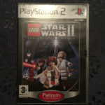 Lego Star Wars II PS2 boite et notice version - Bonne affaire StarWars