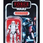 StarWars collection : Star Wars Black Series Vintage 2018 figure First Order Stormtrooper Episode VII