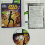Jeu XBOX 360 VF  Star Wars Kinect  CD1 - Avis StarWars