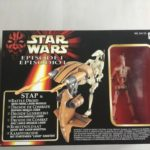 StarWars collection : Star Wars Action Figure Hasbro - Episode I - Stap & Battle Droid