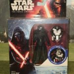 "Figurine StarWars : Star Wars The Force Awakens : Kylo Ren Wave 1 Action Figure 3.75"" Armor up serie"