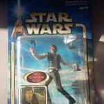 StarWars collection : Star Wars Saga han solo endor raid