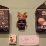 StarWars figurine : BRAND NEW STAR WARS VINYLMATION SERIES 5 * LABRIA * 2015 NEUF