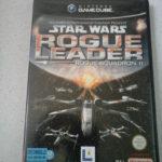 STAR WARS ROGUE LEADER GAMECUBE - Occasion StarWars