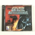 Jeu Star Wars Galactic Battlegrounds Sur PC / - Occasion StarWars