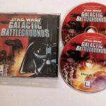 Star Wars Galactic Battlegrounds Jeu Game Pc - pas cher StarWars