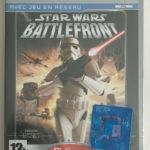 Jeu STAR WARS BATTLEFRONT - PLAYSTATION 2 PS2 - pas cher StarWars
