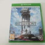 Jeu XBOX one - Star wars battlefront - pas cher StarWars