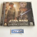 Star Wars Episode 1 La Menace Fantôme - PC - - jeu StarWars