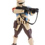 StarWars figurine : Star Wars : Figurine Scarif Shoretrooper Premium