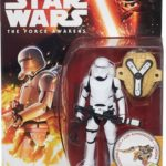 StarWars collection : STAR WARS - Episode VII - FIRST ORDER FLAMETROOPER - HASBRO 2015 - NEUF - NEW