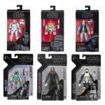 Figurine StarWars : Star Wars Série Noire 15.2cm Action Figurine Hasbro Jouet A Neuf Hope