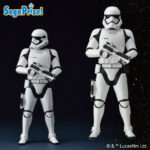 StarWars figurine : Star Wars Stormtrooper First Order PM Premium 1/10 PVC Figure SEGA