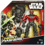 Figurine StarWars : Star Wars Hero Mashers Darth Maul 15.2cm de Luxe Figurine Jouet