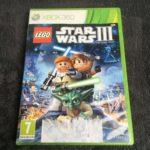 Jeu xBox 360 LEGO Star Wars III the Clone - pas cher StarWars