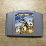 Jeu Nintendo 64 Star Wars Rogue Squadron Usa - jeu StarWars