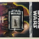 StarWars collection : star wars figurine en plomb jawa n31/60 neuve blister fascicule atlas