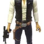 StarWars figurine : Star Wars 18' Han Solo Action Figure JAKKS PACIFIC