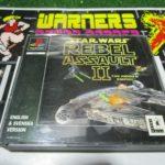 Rebel Assault 2 Star Wars Sony PLAYSTATION 1 - pas cher StarWars