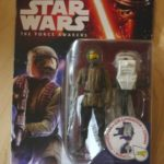 "StarWars collection : STAR WARS FORCE AWAKENS RESISTANCE TROOPER "" ACTION FIGURE (HASBRO TOYS) NEW"