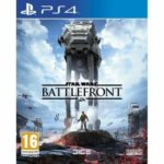 Jeu PS4 STAR WARS BATTLE FRONT  - jeu StarWars