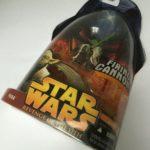 Figurine StarWars : Figurine Yoda firing cannon - STAR WARS Revenge of the Sith - 2005 - Neuf