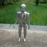 Figurine StarWars : Death Star Droid / Star Wars vintage Kenner ANH loose Action Figure Figurine 78*
