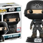 StarWars figurine : Figurine Star Wars - Rogue One - Jyn Erso Fall Convention 2017 Pop 10cm