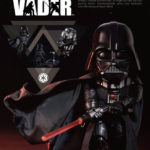 StarWars figurine : Star Wars Episode V Darth Vader Egg Attack Action Figure EAA-002 BEAST KINGDOM