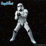 StarWars collection : Star Wars Stormtrooper PM Premium 1/10 PVC Figure SEGA